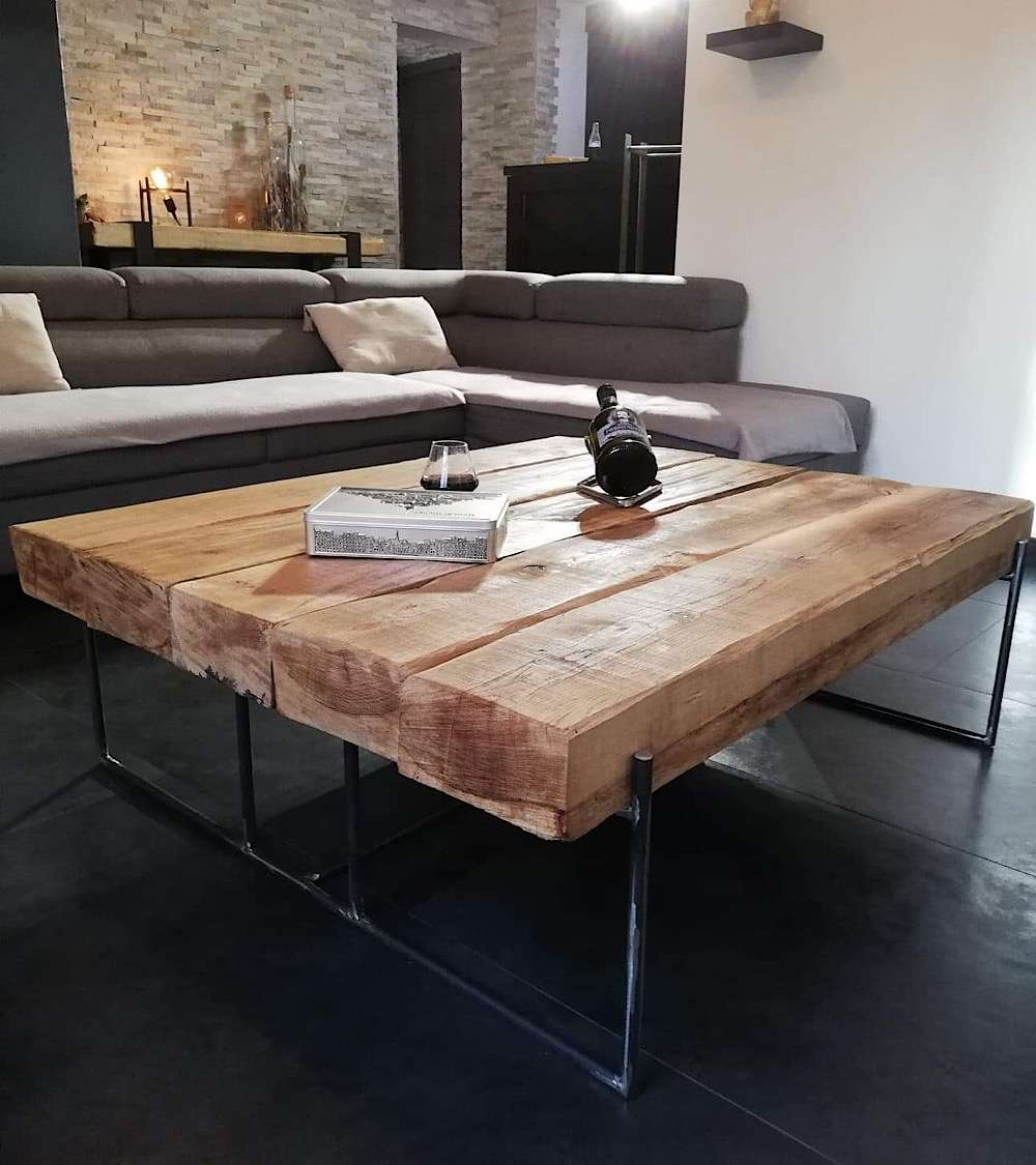 Table basse Black-Smith