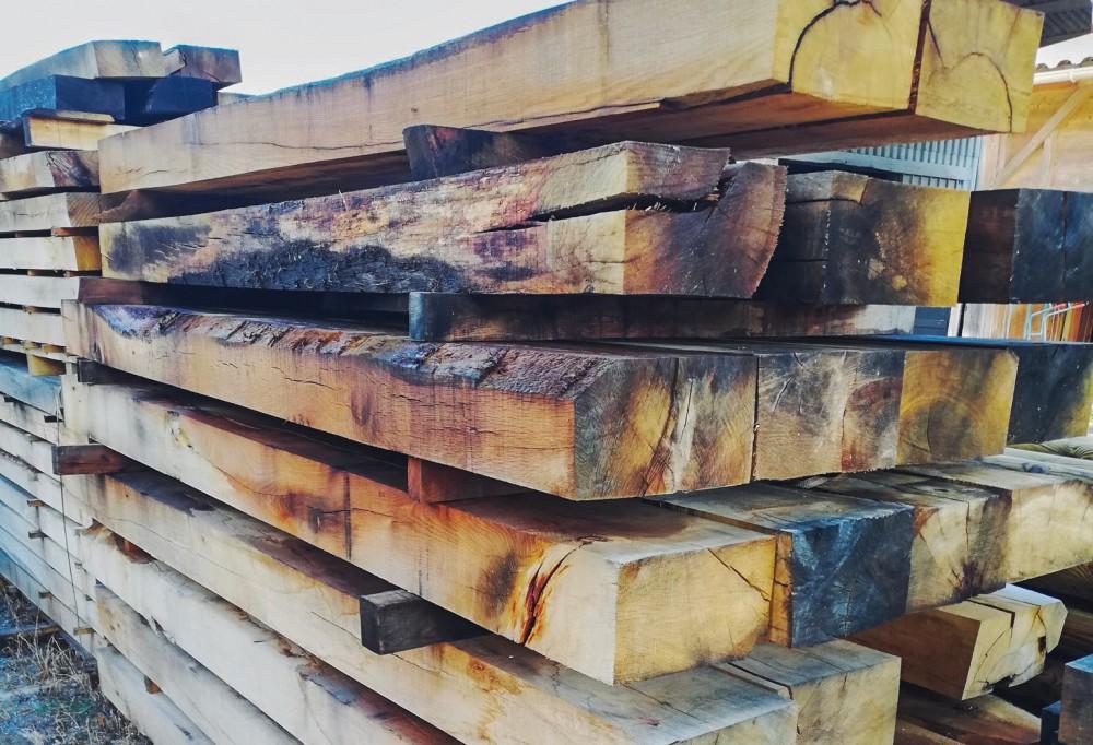 Les fournisseurs de bois et de métaux ? Ce sont mes voisins !